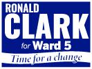 Ron Clark for Ward 5 City Council
